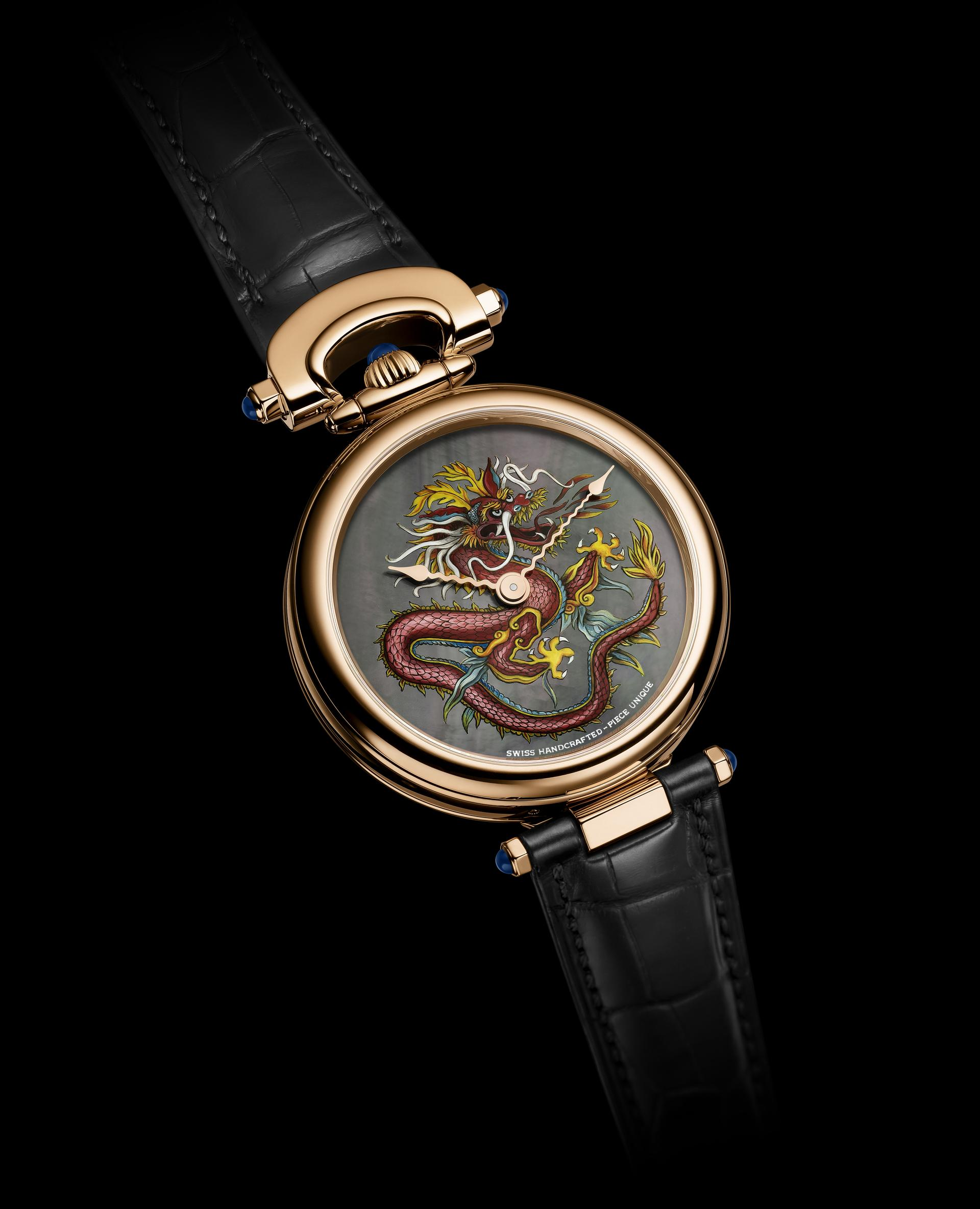 Bovet 1822 Amadéo Fleurier Chinese Dragon