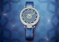 Harry Winston Premier Hypnotic Opal Mosaic Automatic