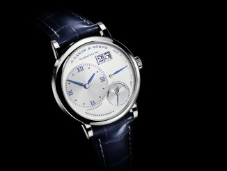 "A. Lange & Söhne LITTLE LANGE 1 MOON PHASE ""25th Anniversary"""