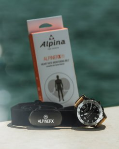 Alpina AlpinerX HRM