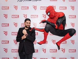 RJ Spider-man