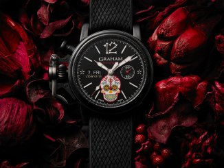 Graham Chronofighter Vintage Ltd