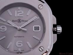 Bell & Ross BR05 Grey Steel Ref. BR05A-GR-ST/SST