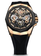 ADMIRAL AC-ONE 45 OPENWORKED TOURBILLON A298/03901 - 298.100.86/F249 AD10