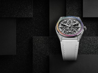 Zenith Defy Classic High Jewelry Reference: 32.9002.670/71.R583