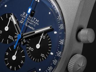 Zenith El Primero Revival A384 Edge of Space Limited Edition