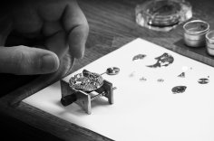 Fabergé Visionnaire DTZ 18 Karat Rose Gold - movement