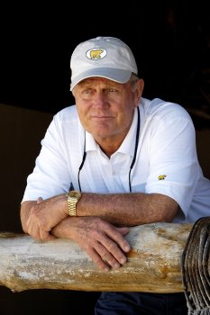 Jack Nicklaus, Courtesy of Jim Mandeville Nicklaus Companies