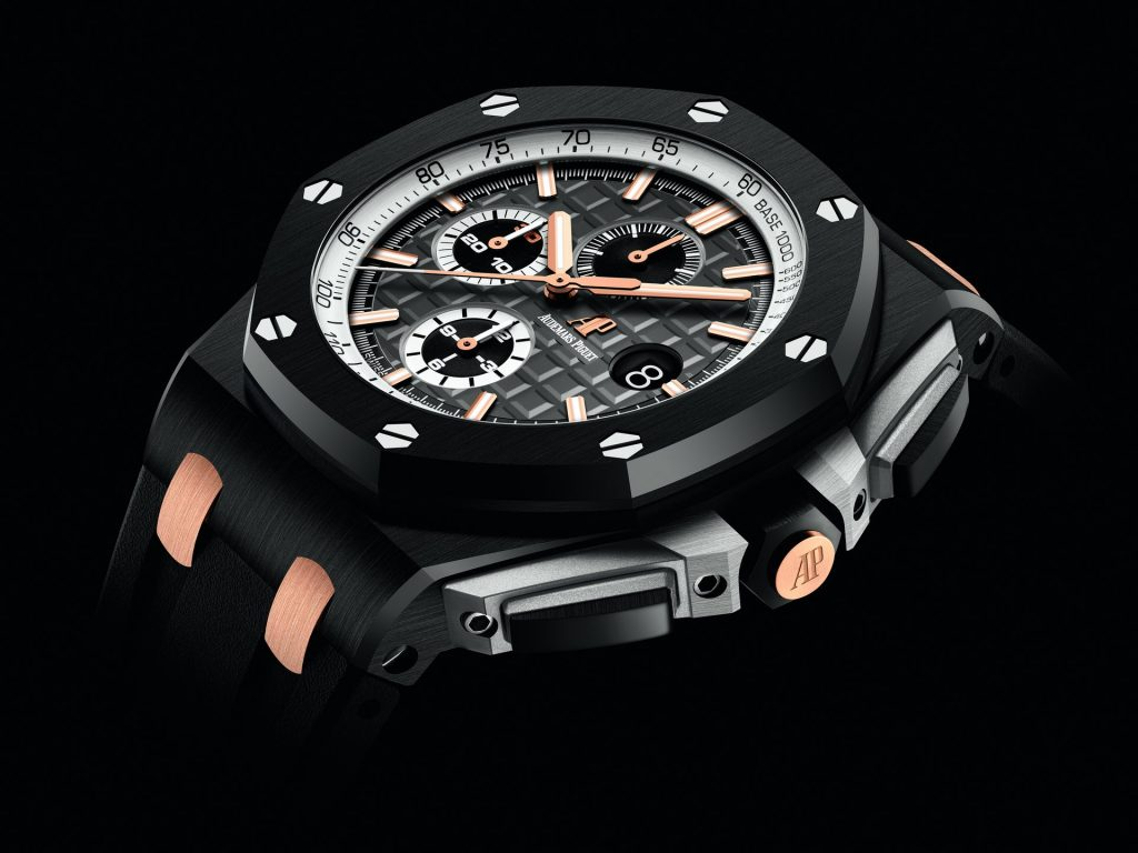 "Audemars Piguet Royal Oak Offshore Selfwinding Chronograph ""Pride of Germany"""