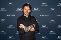 """Michelin star chef and IWC brand ambassador Nenad Mlinarevic attends the IWC Private Dinner held at Haute on October 05, 2019 in Zurich, Switzerland. During the event, Australian actor and IWC brand ambassador Cate Blanchett presented the 5th Filmmaker Award. The film """"Wanda, my miracle"""", directed by Bettina Oberli and produced by Lukas Hobi and Reto Schaerli, was declared the winner by the jury. The award, which is worth CHF 100,000, supports outstanding Swiss film projects that are in the production or post-production stage. (Photo by Adrian Bretscher/Getty Images for IWC)"""