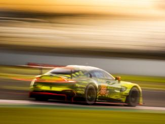 Aston Martin Vantage GTE dominates in Six Hours of Fuji