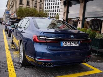 BMW Alpina B7-1