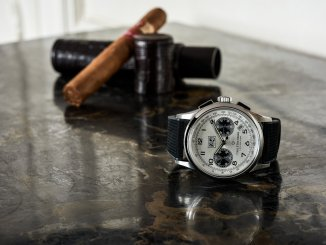 Carl F. Bucherer Heritage BiCompax Annual