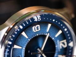 Jaeger-LeCoultre Polaris Date Limited Edition dial