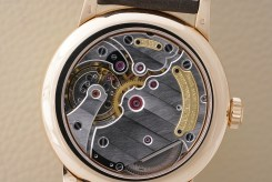 Philippe Dufour Simplicity in rose gold back