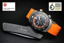 SINN EZM12 - Red Dot Award and German Design Award with pocket knife
