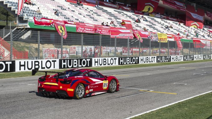 Ferrari and Hublot