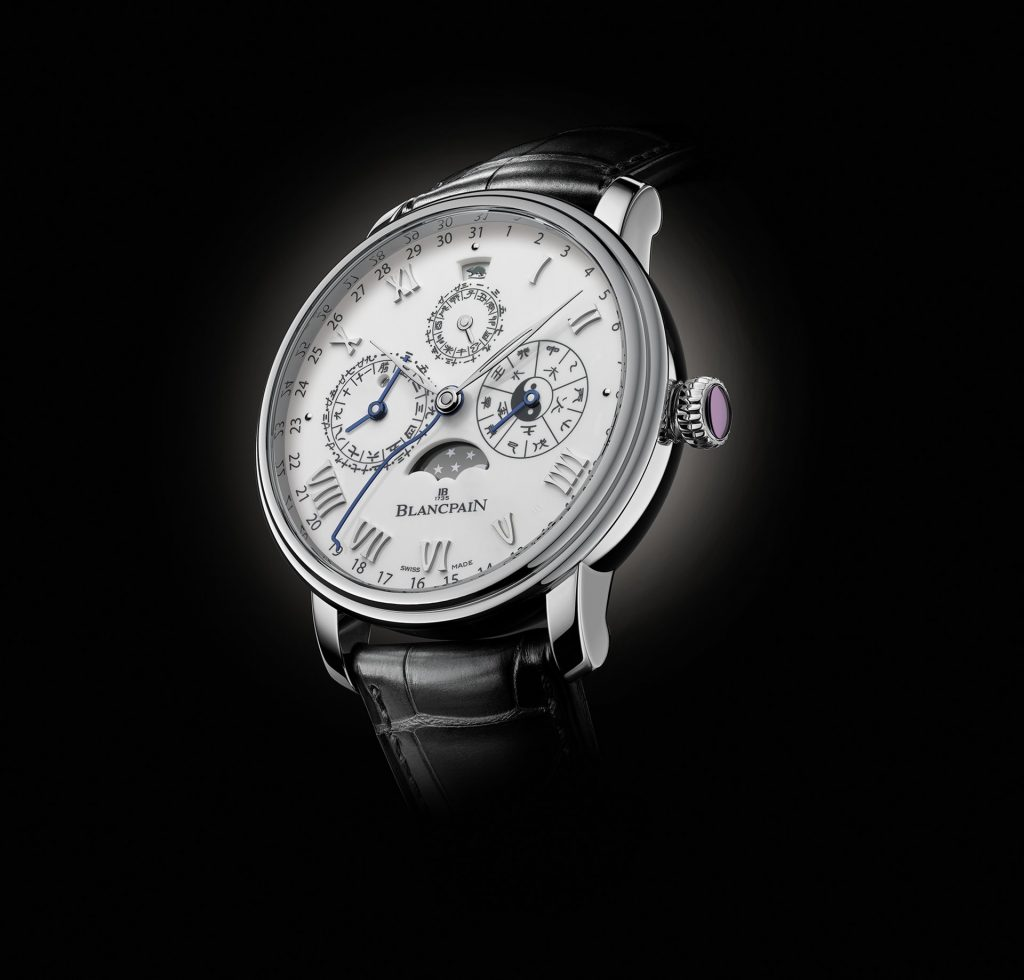 Blancpain Villeret Traditional Chinese CalendarBlancpain Villeret Traditional Chinese Calendar