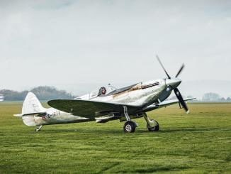 """Silver Spitfire - The Longest Flight"" expedition arrives back"