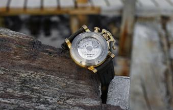 Graham Chronofighter Carrasqueira 16