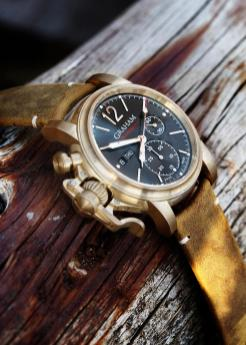 Graham Chronofighter Carrasqueira 41