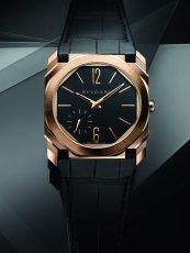 Octo Finissimo Automatic satin-polished rose gold 103286