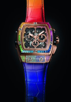Hublot Spirit of Big Bang Rainbow 42mm REFERENCE 641.OX.0110.LR.0999
