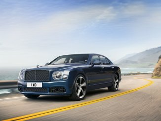 Bentley Mulsanne 6.75 Edition