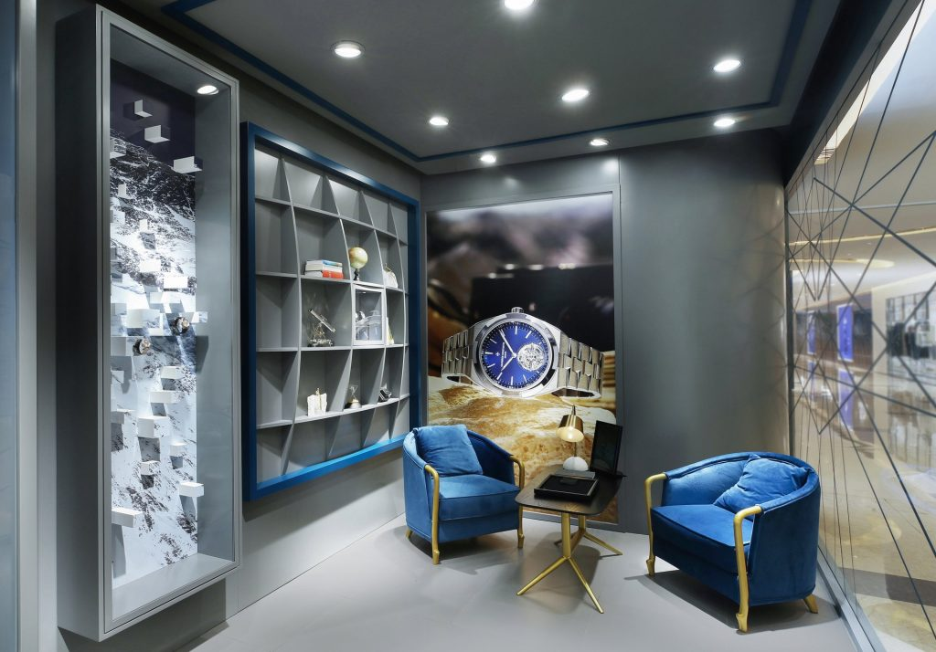 Vacheron Constantin Pop-up Store in China World Mall, Beijing