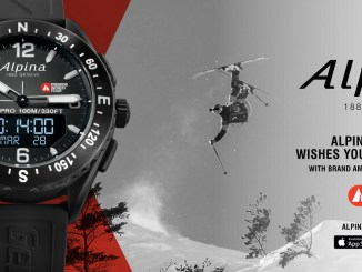 Alpina AlpinerX Freeride World Tour