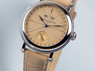 "Laurent Ferrier Galet Annual Calendar School Piece ""Vintage"""