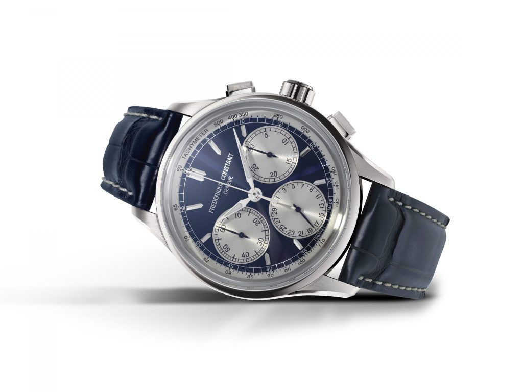 Frederique Constant Flyback Chronograph Manufacture