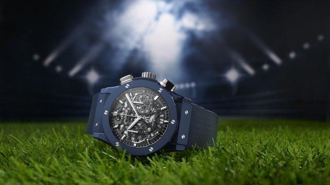 Hublot Classic Fusion Aerofusion Chronograph UEFA Champions League