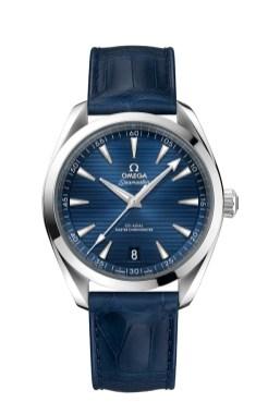 Omega Aqua Terra Blue