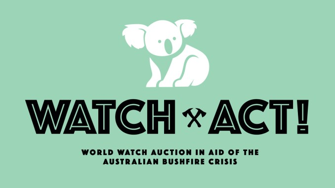 Watch & Act for Australia