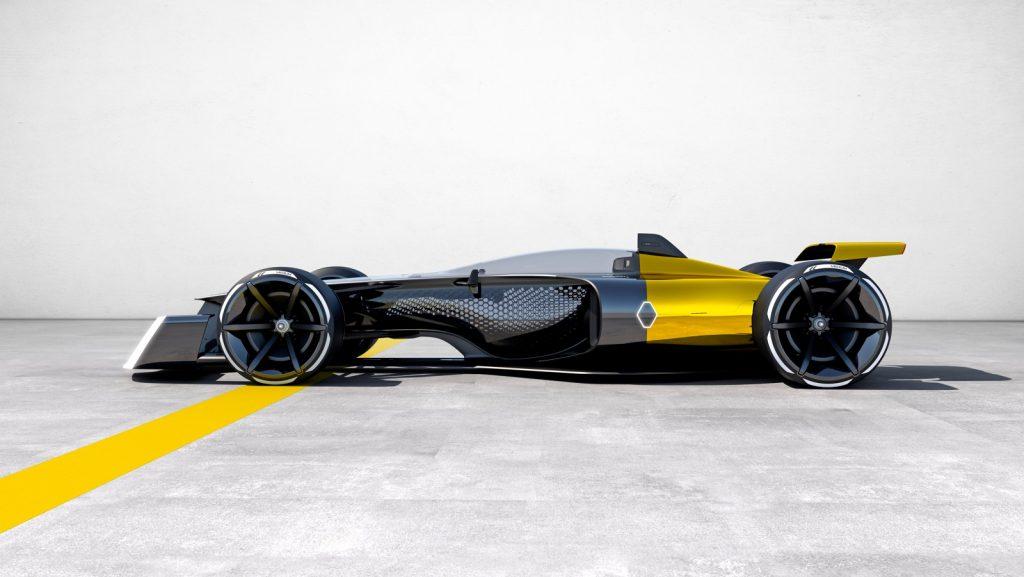 Bell & Ross & Renault F1® Team