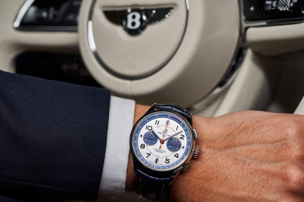 Breitling Premier BentleyMullinerLimited Edition