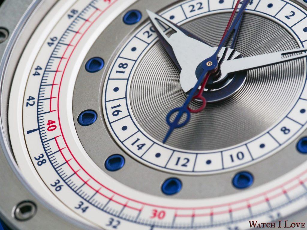 De Bethune DB21 Maxichrono Réédition