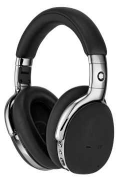 Montblanc Headphones black_chrome ID 127665 EUR 590