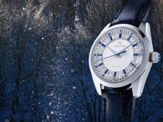 Grand Seiko Masterpiece Collection Spring Drive 8 Days Jewelry Watch