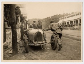 Bugatti Type 13 and Type 35: the road racing legends