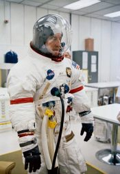 Astronaut James A. Lovell jr. commander for Nasa's Apollo 13 mission