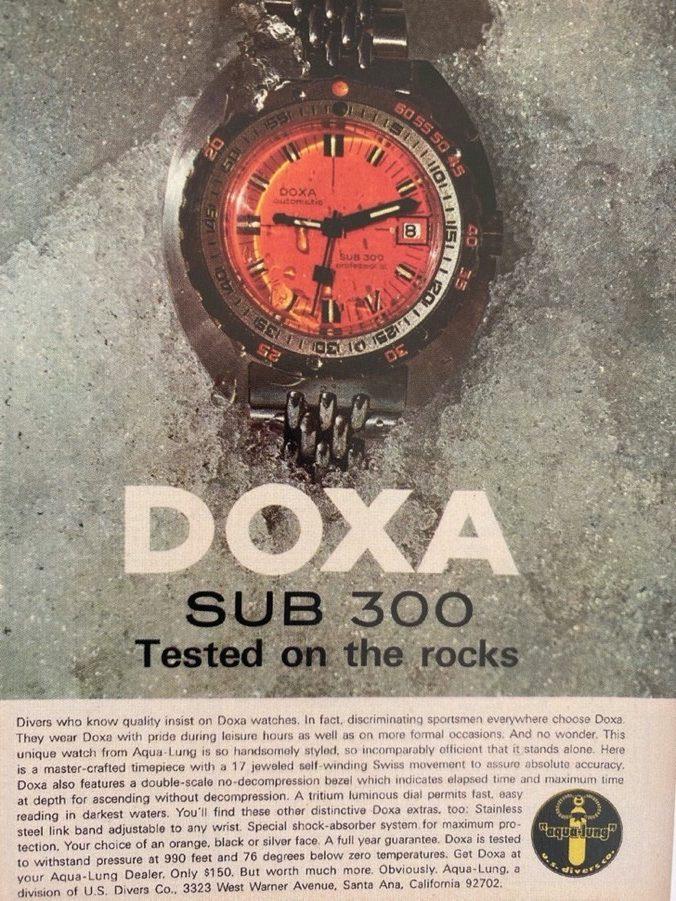 Doxa 300