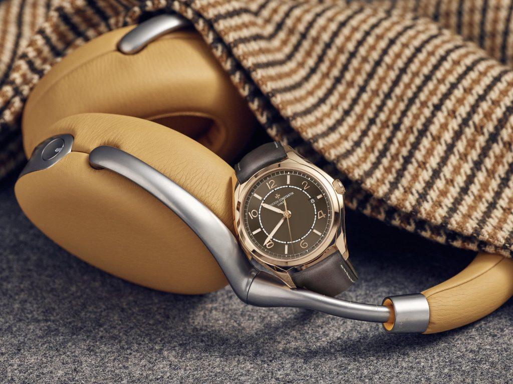 Vacheron Constantin Fiftysix® Sepia Ref. 4600E/000R-B576