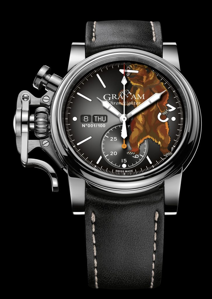 Graham Chronofighter Vintage Special Bear