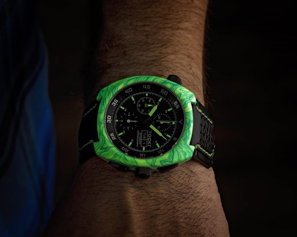 Tockr Air-Defender Lume