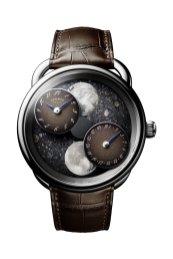 Hermes Arceau L'heure de la lune Meteorite