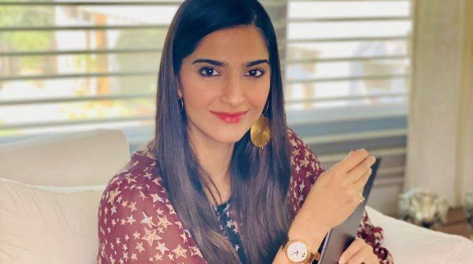IWC Sonam Kapoor