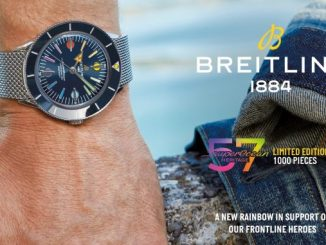 Breitling Superocean Heritage '57 Limited Edition II