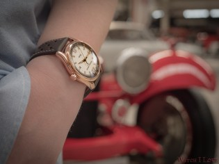 """Review Frederique Constant Vintage Rally """"Healey"""" Automatic"""